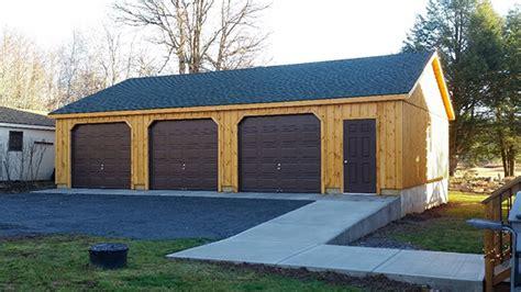 garage installation prefab high roof garage kits