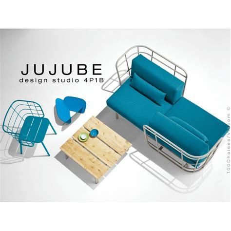 mousse d assise pour canapé canapé d 39 extérieur jujube canapé structure acier dossier