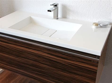 Badmöbel Holz Gäste Wc by Waschtisch Mit 100 Villeroy Boch Venticello Waschtisch X