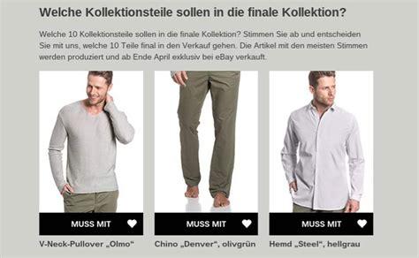 Til Schweiger Kollektion by Ebay Lanciert Kollektion Mit Til Schweiger