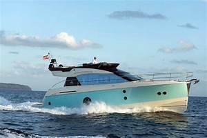 2016 New Monte Carlo Yachts 5 By Beneteau Flybridge Boat