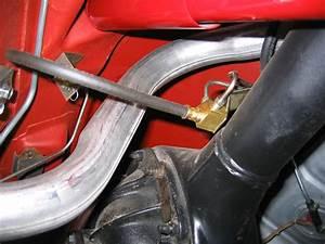 1966 Mustang Brake And Fuel Line Diagram