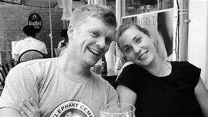 This young married couple is cycling back to Ireland from ...