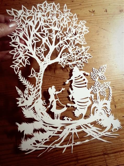 Paper Cutting Templates For by Tweedledum And Tweedledee Inspired Paper