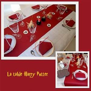Deco Harry Potter Anniversaire : anniversaire sur le th me harry potter les micmacs de malova ~ Melissatoandfro.com Idées de Décoration