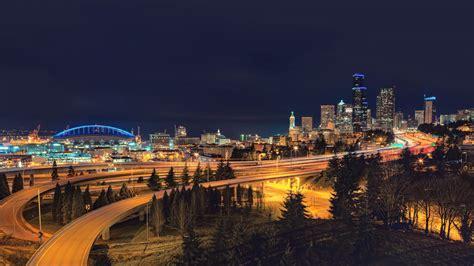 Seattle Skyline Wallpaper Bing Images