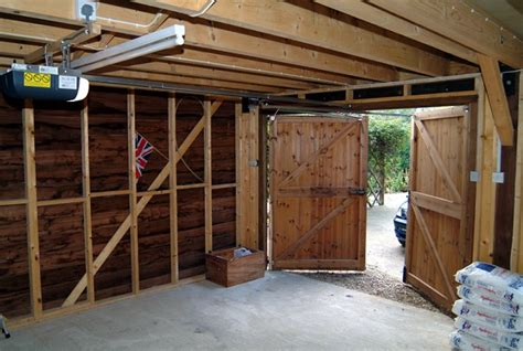 build a garage door jakes topic how to make a shed door out of plywood