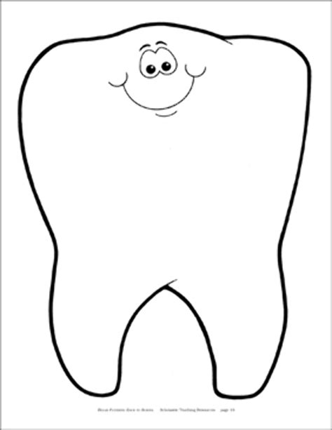 high quality tooth clipart printable transparent