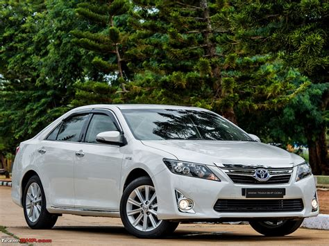 Toyota Camry Hybrid Modification by Toyota Camry Hybrid Official Review Team Bhp