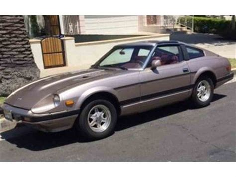 1982 Datsun 280zx For Sale by 1982 Datsun 280zx For Sale Classiccars Cc 864028