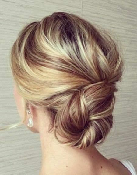 Hairstyles For Thin Hair Updos by Best 25 Thin Hair Updo Ideas On Medium Length