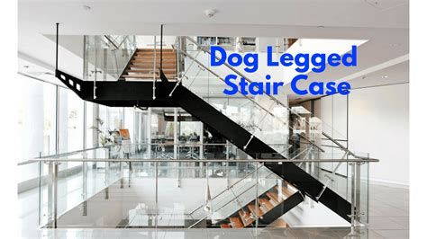 Comfortable Learn About Dog Legged Staircase And Its Design