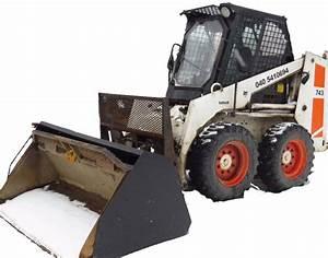 Bobcat 741  742  743  743ds  742b  743b Loader Factory Service  U0026 Shop Manual