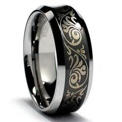 black wedding bands wedding rings are unique and valuable wedding bands