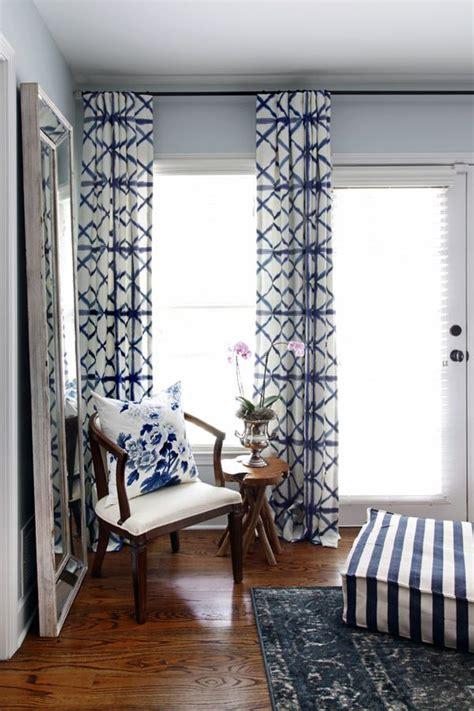 ideas  navy blue curtains  pinterest