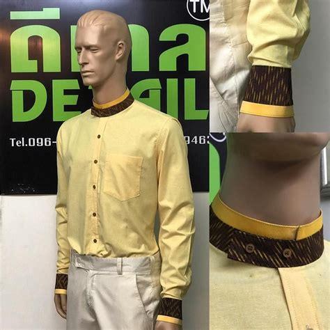 #ผ้าไหมโคราช #ผ้าไหมไทย #ผ้าไหม #ดีเทล #ห้องเสื้อดีเทล ...