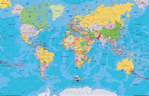 Carte Geographique Du Monde Australie by Carte Du Monde Australie
