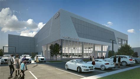 Sugar Land To Get An Audi Dealership, Mercedes-benz Coming