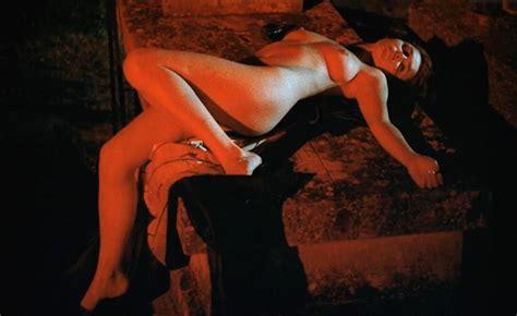 Naked Sandra Julien In The Shiver Of The Vampires
