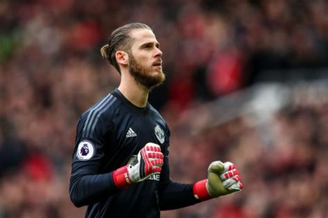 David De Gea Breaks Clean Sheet