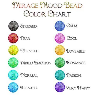 colors    mood necklace necklaces pendants