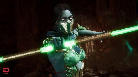 Mortal Kombat 11 Highlights Jade's Savage New Fatalities