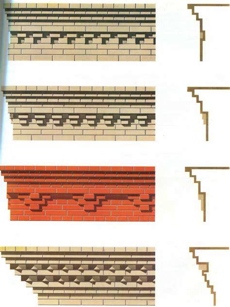Cornice Architecture by Brick Cornices Details In 2019 Brick Architecture