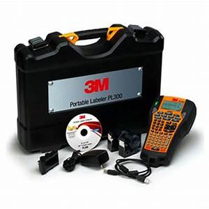 identification systems With 3m label maker
