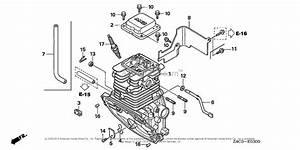 Honda Engines Gxh50u Spb4 Engine  Jpn  Vin  Gcafk