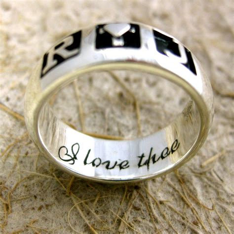 sterling silver romeo and juliet ring classic 215 00