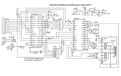 Tuxgraphics Avr Microcontroller Based Ethernet Device