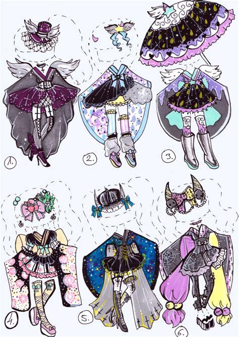 sold kimono outfit  guppie adopts  deviantart