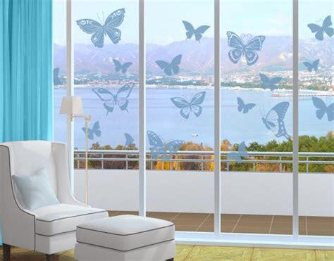 Fenster Sichtschutzfolie Schmetterlinge by Fensterfolie Fenstertattoo No Eg38 Schmetterlinge 2