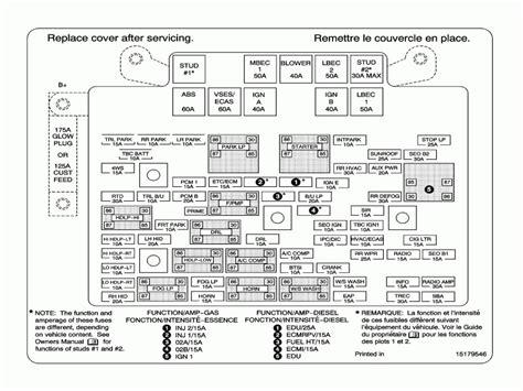 Chevy Colorado Wiring Problem by 2007 Chevy Trailblazer Wiring Diagram Chevy Wiring