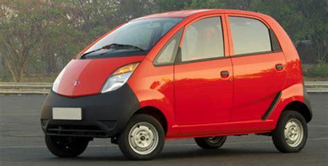 Tara Tiny Challenges Nano For World's Cheapest Car Title