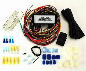 Complete Ultima Plus Electronic Wire Wiring System Harness