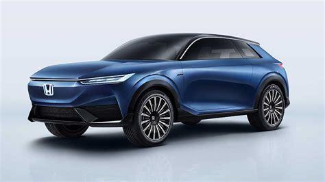 Honda debuting EV and PHEV at 2021 Shanghai Auto Show