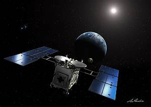 Japan's Hayabusa 2 asteroid mission checks out ...
