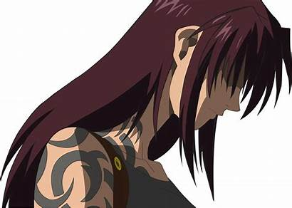 Lagoon Revy Transparent Vector Anime Wallpapers Pluspng