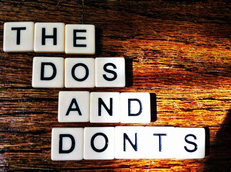 the do s don ts 3 dos and don ts of first round fundraising