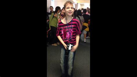Guy Dressed Like A Girl Youtube