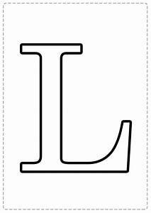 Letras Mayusculas Para Imprimir H