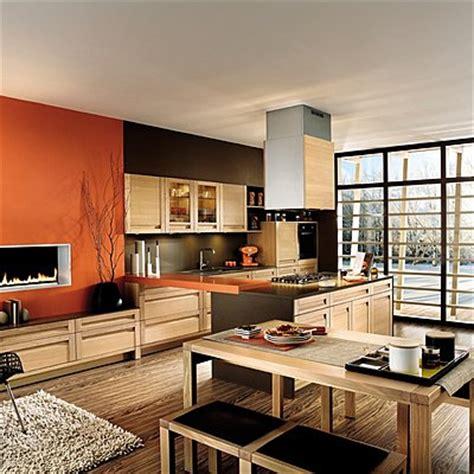 quelle couleur dans une cuisine cuisine ouverte les clés de la réussite