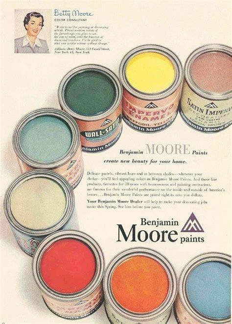 betty color consultant benjamin 1950s i