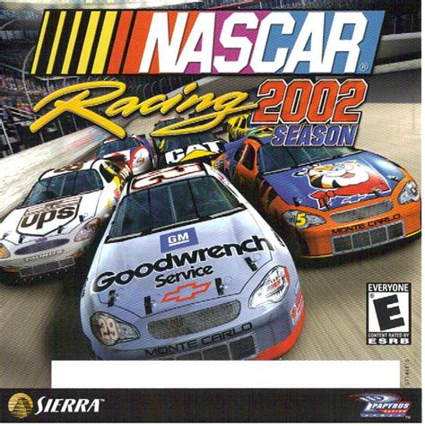 Nascar Racing 2002 Arcade Car Setup File