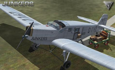 Junkers W33 Page