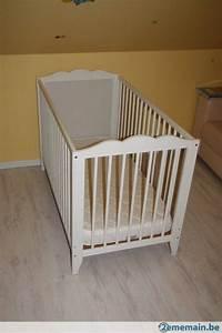 Lit Bébé Ikea : lit bebe 70x140 ikea ~ Teatrodelosmanantiales.com Idées de Décoration