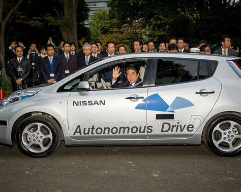 Nissan Autonomous Car 2020 by Nissan Promises Autonomous Car By 2020 Factory Certified