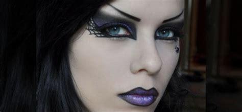 hexe schminken erwachsene make up ideen bilder hexen archzine net