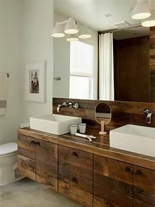 Meuble Salle De Bain Style Industriel : 1001 id es pour la salle de bain industrielle magnifique ~ Melissatoandfro.com Idées de Décoration